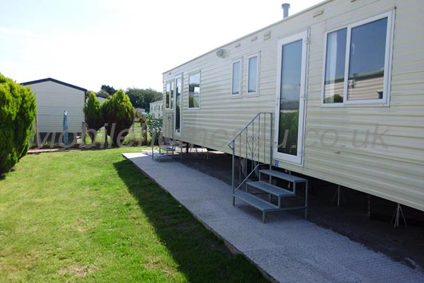 Mobile Home in Holiday Resort Unity, Burham-on-Sea (Ref 1190)